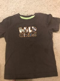 black wild-child crew-neck t-shirt Palmdale