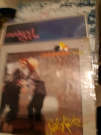 80's albums all artist Mississauga, L4Z 3T2