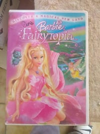Barbie Fairytopia DVD case Las Cruces, 88007