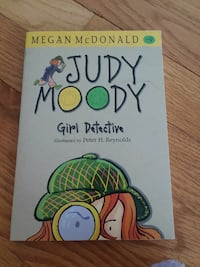 Judy Moody Girl Detective by Peter H. Reynolds book
