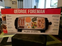 Large George Foreman Grill Mississauga, L4X 1R9
