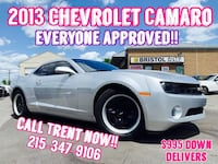 2013 Chevrolet Camaro! Everyone approved!! Levittown