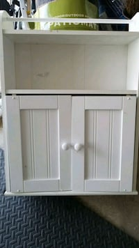 white wooden cabinet with hutch Pharr, 78577
