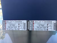 two Jeff Dunham admission tickets Oak View, 93022