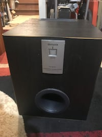 Aiwa TS-W150U - active (powered) 150 watt subwoofer  55 km
