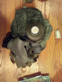 Polish MC-1 gasmask McLean, 22102