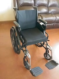 black and gray motorized wheelchair Denver, 80206