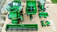 John Deere Six Farm Toys (as is) Port Dover, N0A 1N6