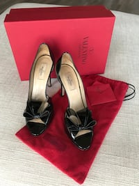 Valentino Couture Bow D'Orsay Heels Austin, 78741