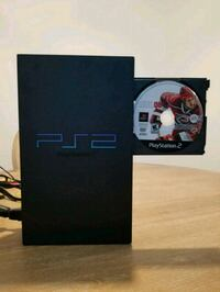 Sony Playstation 2 Game Console (PS2)