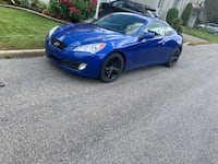 Genesis coupe - 2010 Laval