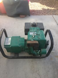 Hardly Used Generator,Great Portable Power source,make offer