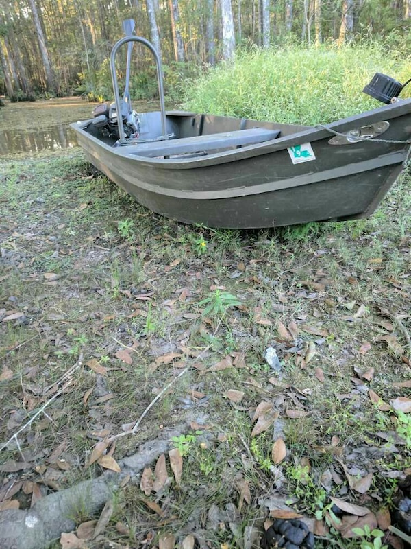 Mud Boats For Sale >> 12 Ft Mud Boat