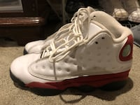 Size 6 youth Jordan's used  Dix Hills, 11746