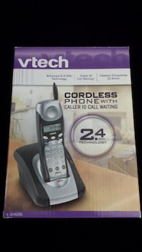 NEW Cordless Home Phone, Family Landline, Caller ID, Call Waiting Edmonton