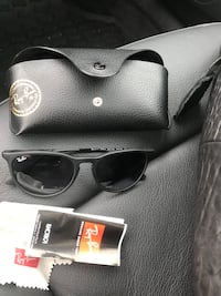 Brand new black Rayban sunglasses  Burlington