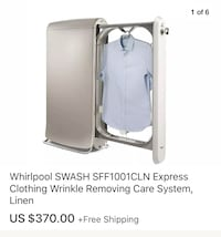 SWASH System- portable and efficient method to dry clean Northbrook, 60062