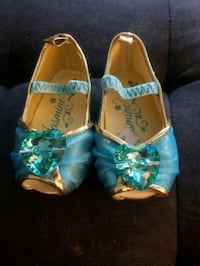 Princess Jasmine shoes  Springfield, 22150