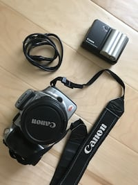 Canon EOS 6.3MP Digital Rebel Camera with 18-55mm Lens  Silver Spring, 20901