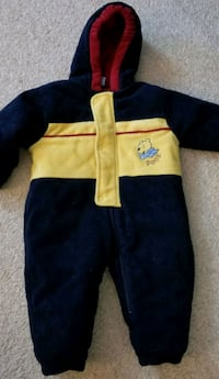 Baby snow suit like new London