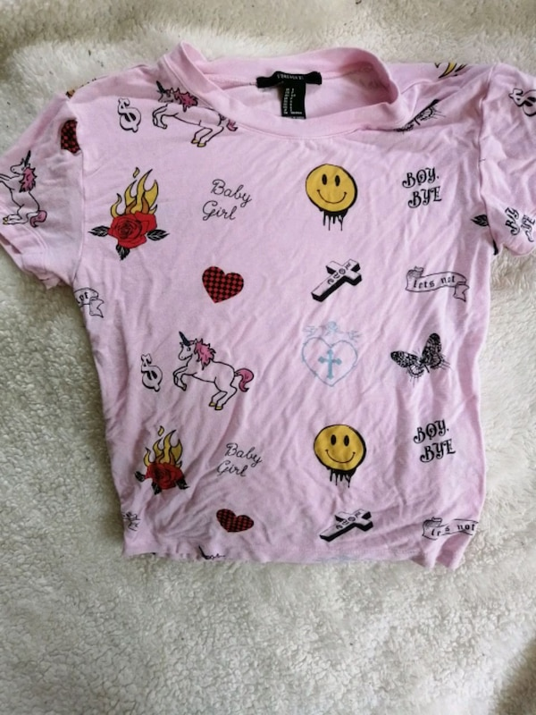 Forever 21 crop top s c9827363-1ad6-4c99-90f4-208de94a5be4