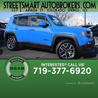 2015 Jeep Renegade Latitude Colorado Springs, 80905
