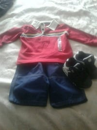 Brand NEW outfit us running shoes Kitchener, N2K 4J7