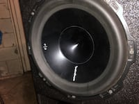black and gray Pioneer subwoofer Gainesville, 30504