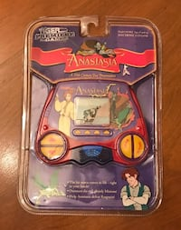 Disney Anastasia tiger handheld video game new Bellflower, 90706