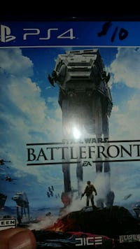 Star Wars Battlefront for PS4 Manassas, 20110