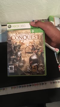 Xbox 360 The Lord Of The Rings Conquest spill tilfelle Flaktveit, 5134