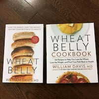 Wheat Belly Novel & Cookbook Brampton, L6X 2L6