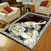 Beautiful lion designed chinnell carpets  Mumbai, 400078