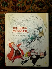 The King Monster book