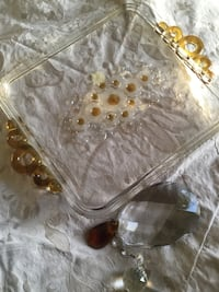 Gorgeous  Crystal Plate  Kitchener, N2H 2H8