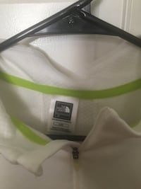 North Face pullover-womens size L. Oakland, 94602