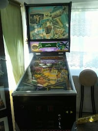 "Gottlieb ""Spring Break"" Pinball"