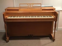 Lester Piano.  Needs tuning and a pedal needs fixing but all key work fine.  The buyer must be able to move this out.  Piano is great for beginners.  Item is FREE.  If you can move it, you can have it.