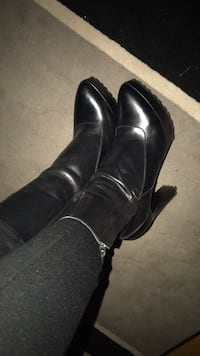 ZARA boots size 9 BEST OFFER (pick up this week) Westmount, H3Z