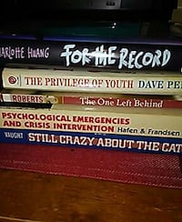 5 different types of books Evansville, 47714