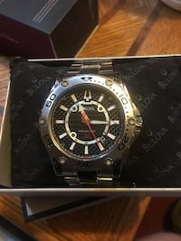 It's a BULOVA watch paid $700 for it asking 300 worn twice  Carmichaels, 15320