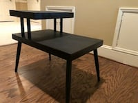 Mid Century Modern End Table ASHBURN