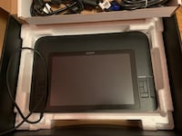 Wacom Cintiq 12wx drawing tablet Toronto, M1V