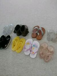 Toddler shoes size 8.9&10 Charlotte, 28215