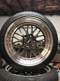 BMW WHEELS AND TIRES PACKAGE Worcester, 01605