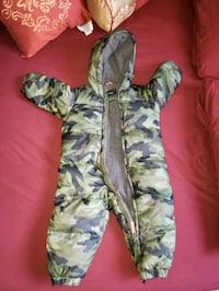 baby gap winter suit