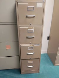 Small File Cabinet $100 WASHINGTON