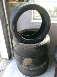 Used tires 215/45ZR18