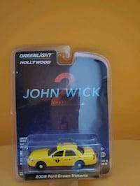GREENLIGHT HOLLYWOOD JOHN WICK 2 SERIES 19 2008 FORD CROWN VICTORIA 1: Vaughan, L4L