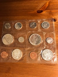 1966 Silver Dollar Set - Proof and Uncirculated Sealed Set Richmond